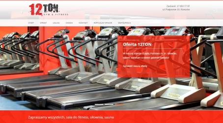12 TON GYm & FITNESS